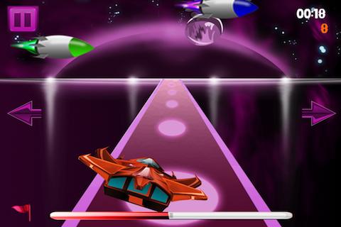 Screenshot iSpaceship Landing Lite