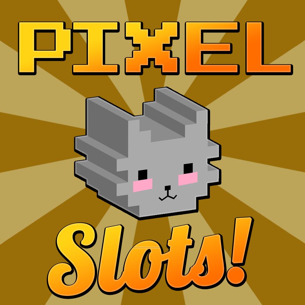 Absolute Pixel Slots - Best Casino Jackpot Slot Machines & Pixel Art Games