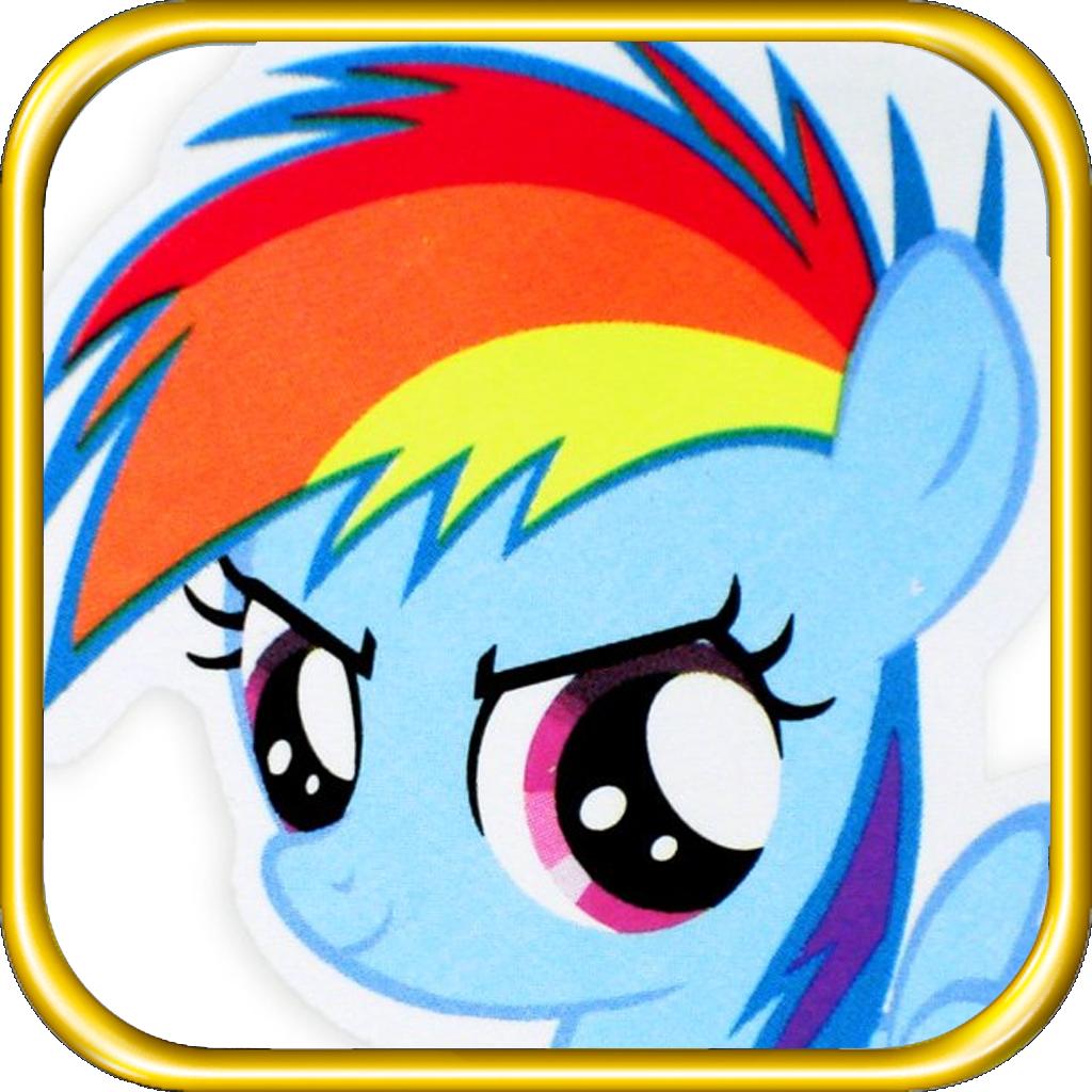Little Pony Magic Connection & Friendship Puzzle Game